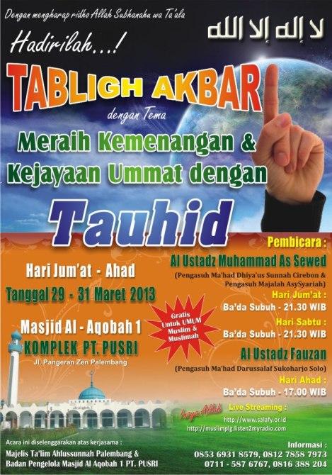 dauroh_palembang_maret_2013